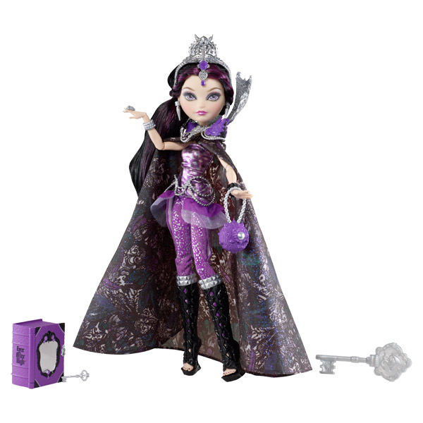 Poupée Ever After High Legacy Day Raven Queen Mattel ...
