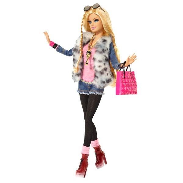 Barbie Amies Mode Luxe Barbie BLR56 Mattel  King Jouet, poupées mannequin Mattel , Poupées  peluches