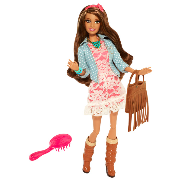 Barbie Amies Mode Luxe Teresa BLR57