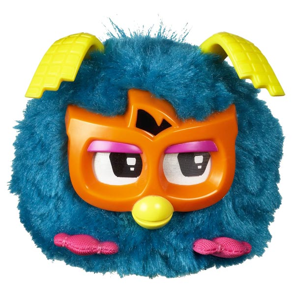 Furby Party Rockers Créature Bleu et Orange de Hasbro