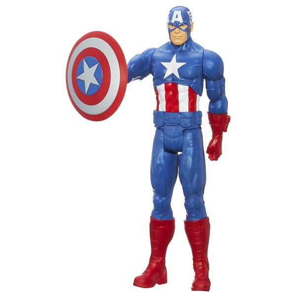 Avengers figurine 30cm captain america hasbro king jouet - Jeux de captain america gratuit ...