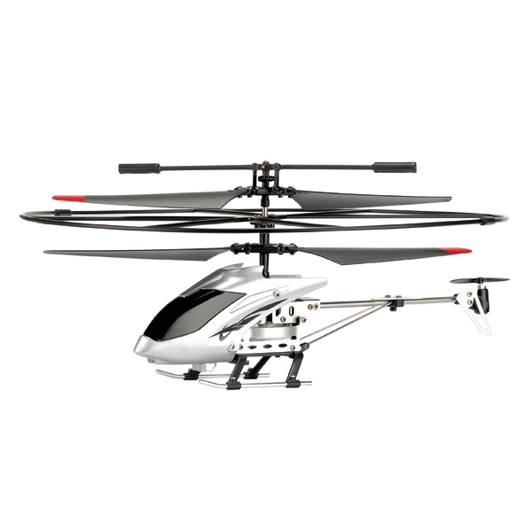 Hélicoptère Gris IR 2 vitesses