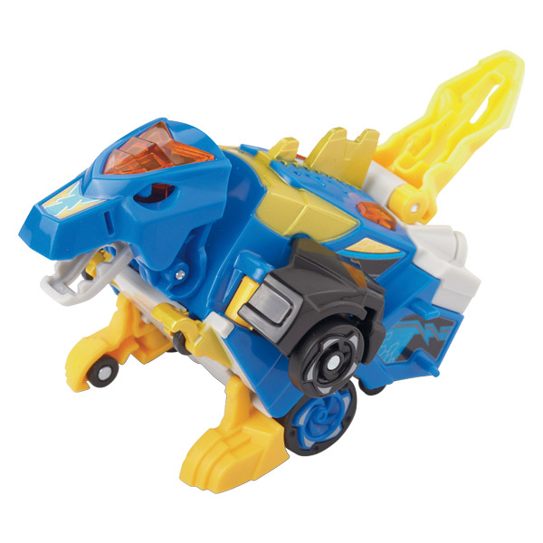 Switch and Go Dinos Turbo Dinos Ivor le turbo spinosaure