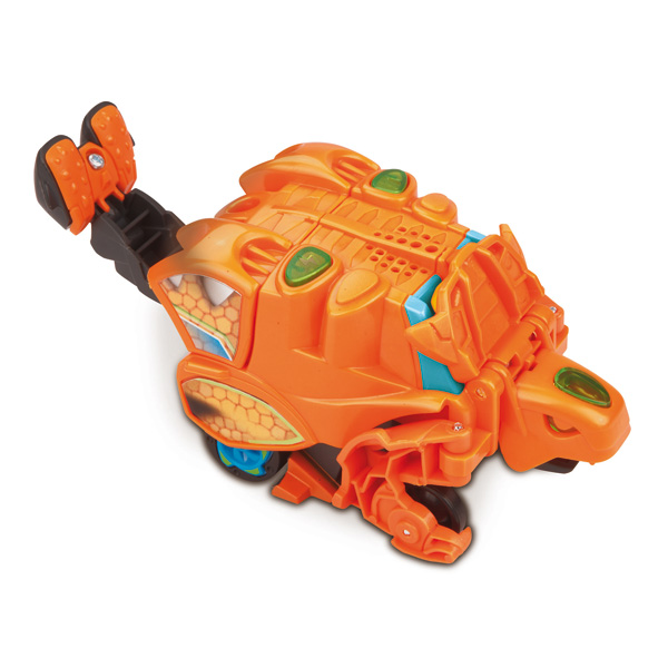 Switch and Go Dinos Turbo Dinos Kazor le turbo ankylosaure