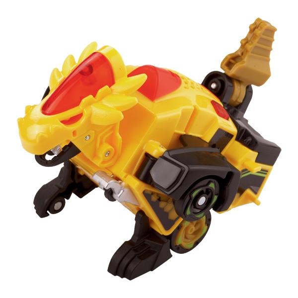 Switch and Go Dinos Turbo Dinos Mok le turbo stygimoloch