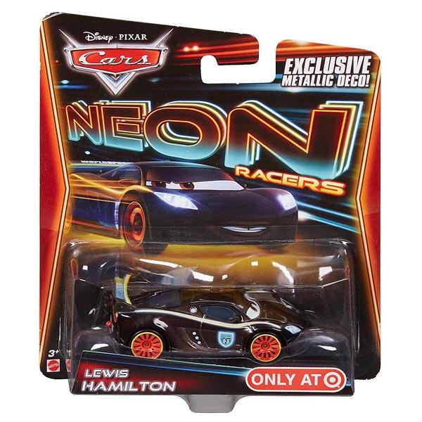 Cars Véhicule Neon Lewis Hamilton