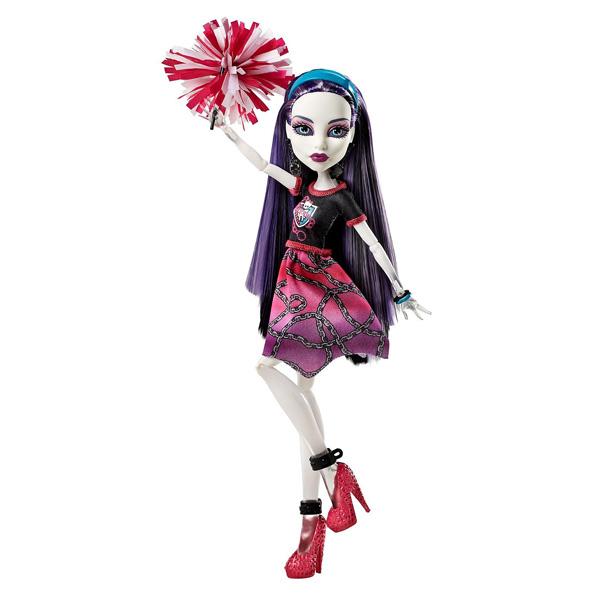 Spectra Vondergeist Monster High MATTEL pas cher sur Prix Jouet