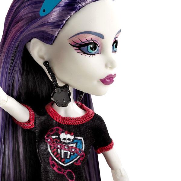 Mattel  BDF10  Poupée Mannequin  Monster High  Spectra Vondergeist Le