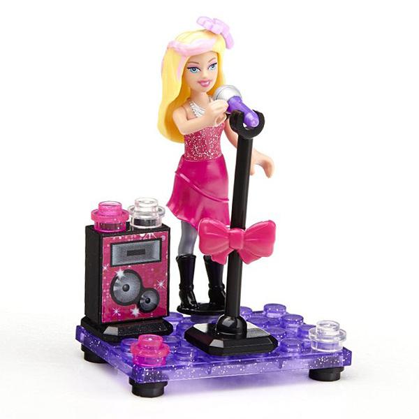 MegaBloks Barbie Pop star