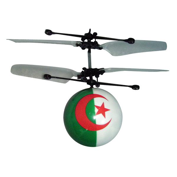 Fly Ball Drapeau Algérie