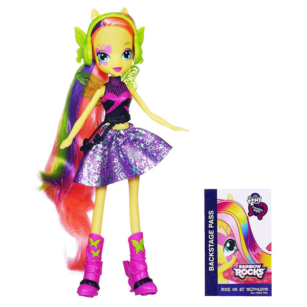 My Little Pony Equestria Girls Fluttershy Rainbow Rocks