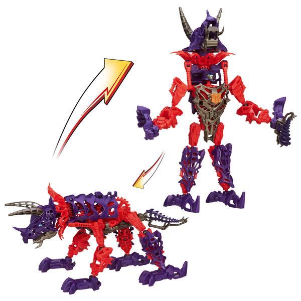 Figurine Dinobots Slug Transformers 4 Construct Bot Scout de Hasbro