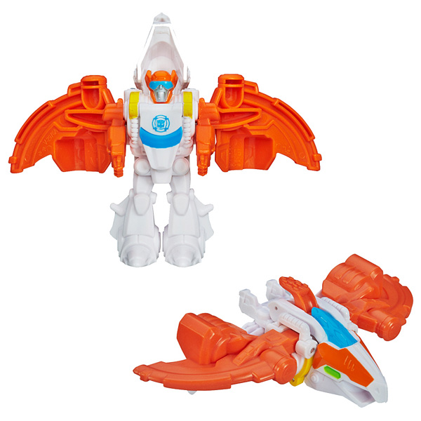Transformers 4 Rescue Bots Dinobot Blades
