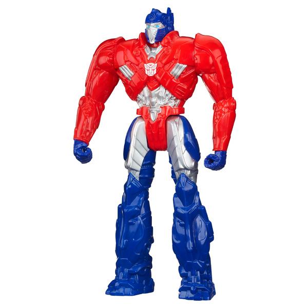 transformers 4 robot g ant 30 cm optimus prime hasbro king jouet mondes imaginaires hasbro. Black Bedroom Furniture Sets. Home Design Ideas
