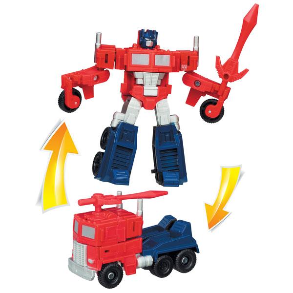 transformers 4 legion optimus prime hasbro king jouet h ros univers hasbro jeux d. Black Bedroom Furniture Sets. Home Design Ideas
