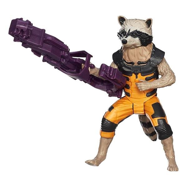 les gardiens de la galaxie figurine titan rocket raccoon hasbro king jouet h ros univers. Black Bedroom Furniture Sets. Home Design Ideas
