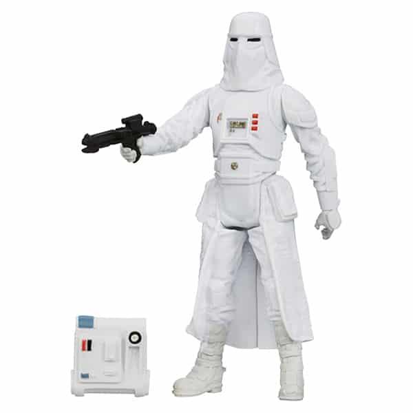 Star Wars Rebels Saga Legends Snowtrooper
