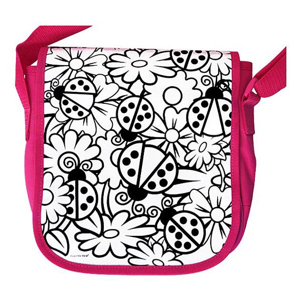 color me mine sac bandoulire fleur - Color Me Mine Sac Bandoulire