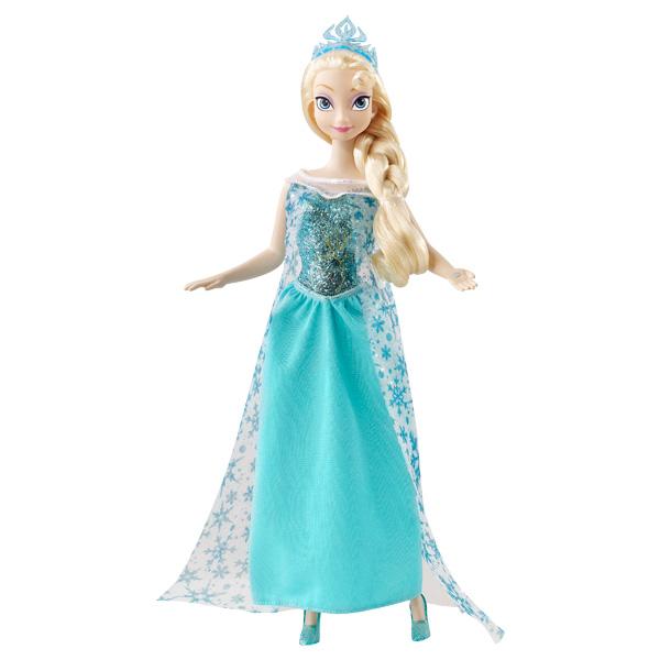 Princesse Féérique Reine des Neiges Elsa