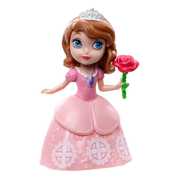 mini princesse disney sofia fleur mattel king jouet. Black Bedroom Furniture Sets. Home Design Ideas