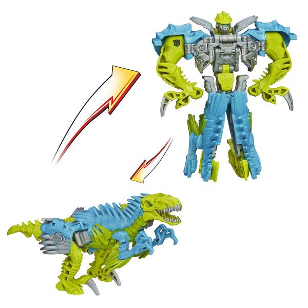 Transformers 4 One-Step Magic Dinobot Slash de Hasbro