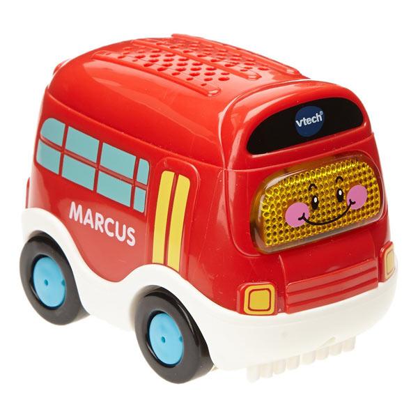Tut Tut Bolides Marcus le Minibus