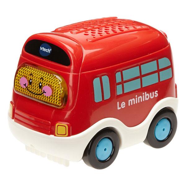 VTech Tut Tut Bolides Marcus le minibus DreamLand