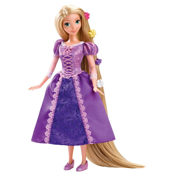 Disney princesse collection raiponce mattel king jouet - Princesse raiponce ...