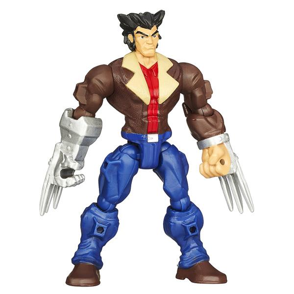 Mashers Wolverine Griffe Jouet Avengers Hero HasbroKing Figurine OZPukTiX