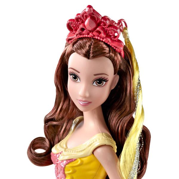 Disney Princesse Coiffure Belle