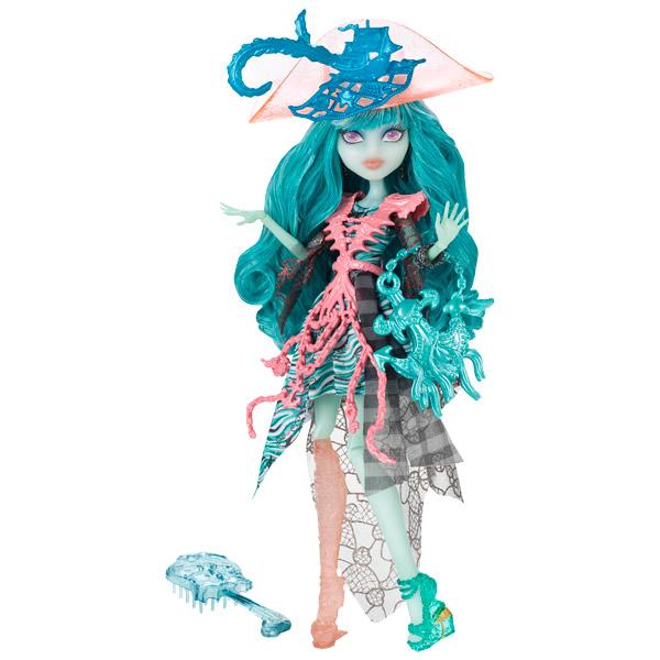 Monster High Poupées Hantées Vandala Doubloons de Mattel
