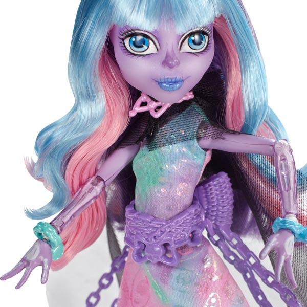 Monster High Poupées Hantées River Styxx