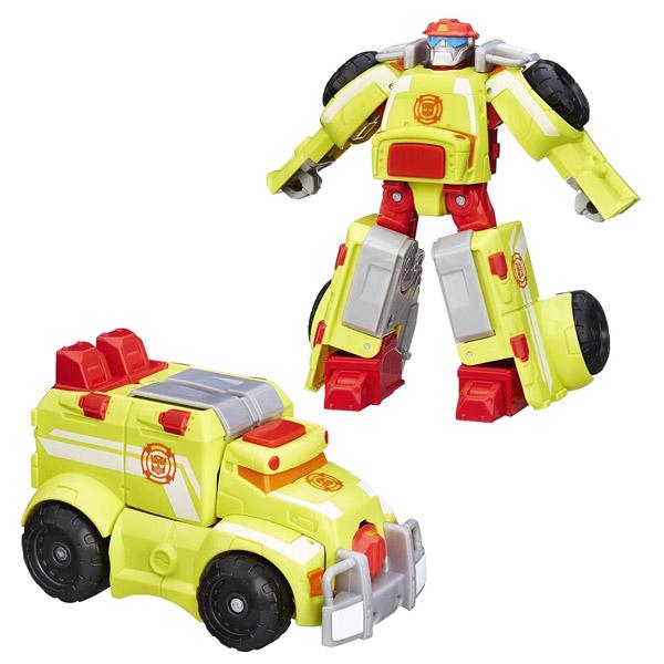 Transformers Rescue Bots Heatwave the Fire-Bot B1836