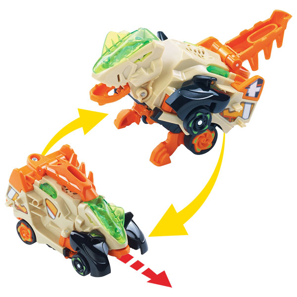 Switch and Go Dinos Turbo Dinos Devor le turbo Allosaure