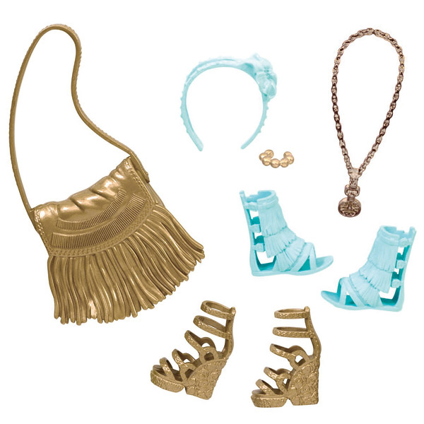 barbie chaussures et accessoires cfx31 mattel king jouet accessoires de poup es mattel. Black Bedroom Furniture Sets. Home Design Ideas