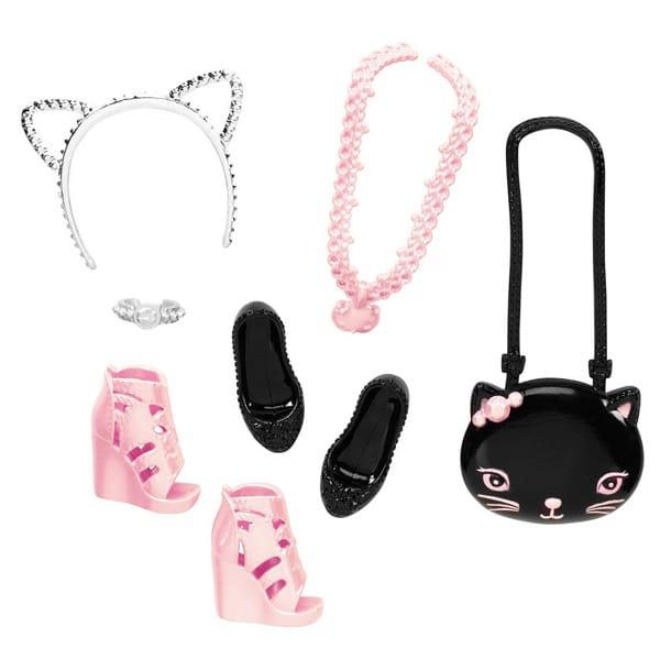 barbie chaussures et accessoires cfx33 mattel king jouet accessoires de poup es mattel. Black Bedroom Furniture Sets. Home Design Ideas