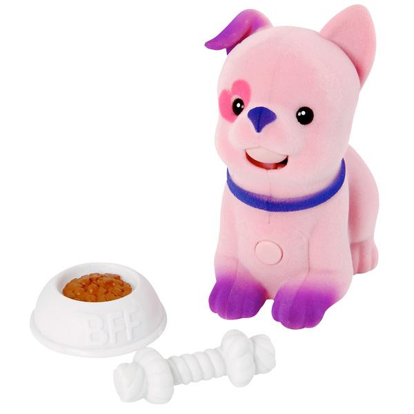 Little Live Pets Chiot Belle avec panier de transport Kanai Kids  Flux Produits