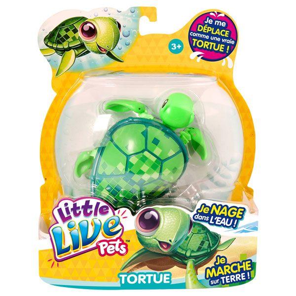 Little Live Pets Tortue Interactive Digi