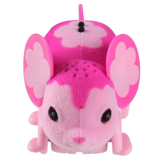 Little Live Pets-Valise de transport et souris Pétale