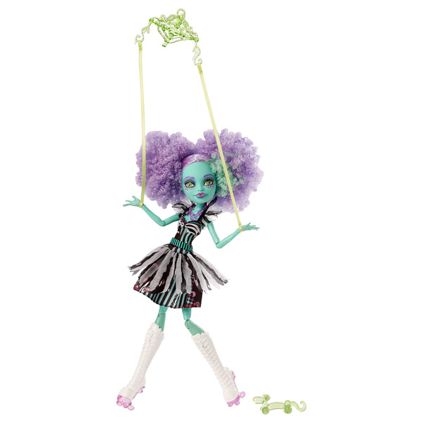 Monster High Poupée Freak du Chic Honey Swamp