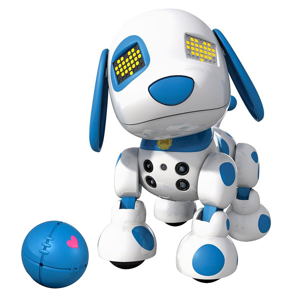Spin Master robot Zoomer Zuppies Zuppy Love Sport ColliShop