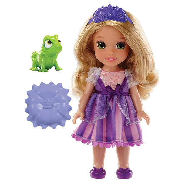 Poup e princesse disney 15 cm raiponce taldec king jouet - Raiponce cameleon ...