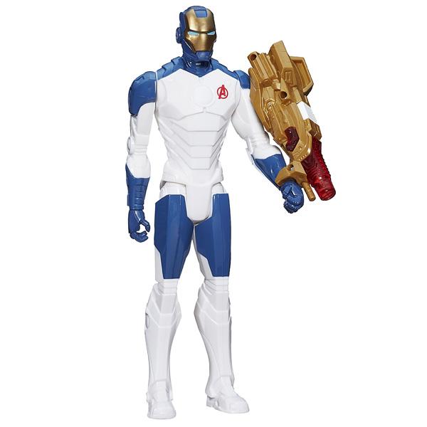 avengers figurine 30 cm et accessoires lumineux iron man hasbro king jouet h ros univers. Black Bedroom Furniture Sets. Home Design Ideas