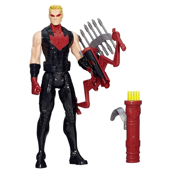 avengers figurine 30 cm et accessoires lumineux hawkeye bow hasbro king jouet h ros univers. Black Bedroom Furniture Sets. Home Design Ideas