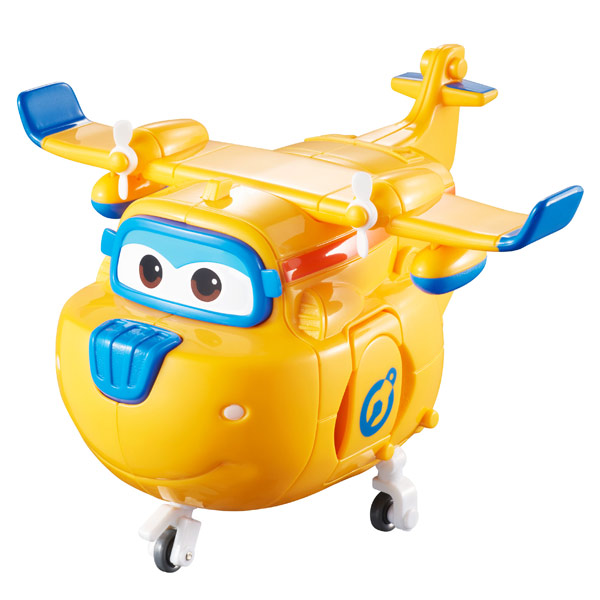 Super wings Figurine Transformable Donnie