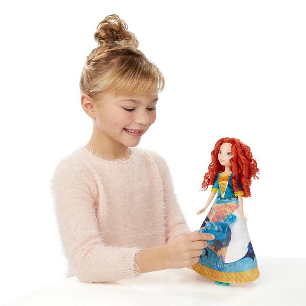 Disney Princesses Robe Magique - Mérida