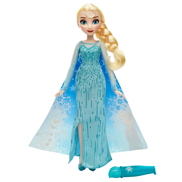 poup e reine des neiges elsa cape f rique hasbro king jouet poup es mannequin hasbro. Black Bedroom Furniture Sets. Home Design Ideas