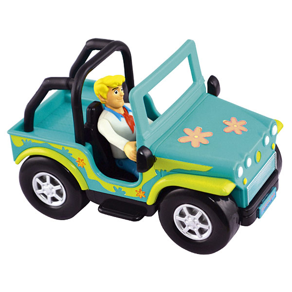 V hicule avec mini figurine scooby doo fred et sa - Scooby doo voiture ...
