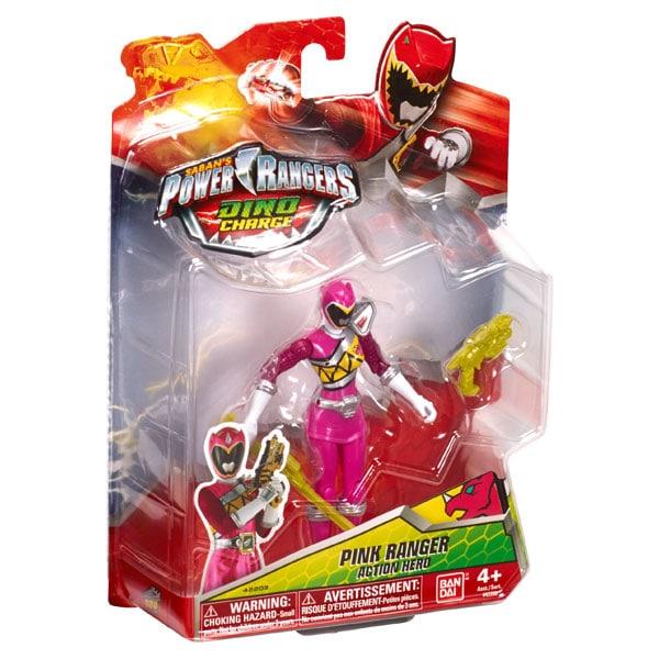 Dino charge Ranger rose