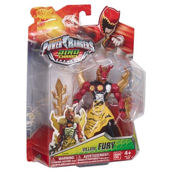Dino charge Villain Fury